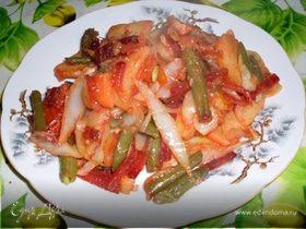 Овощное рагу (зимний вариант)