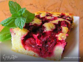 Вишневый-вишневый пирог
