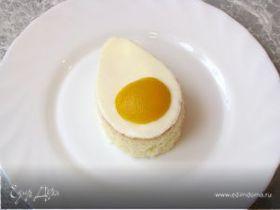"""Пирожное """"Пасхальные яйца"""""""