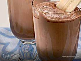 Банановый шоколад