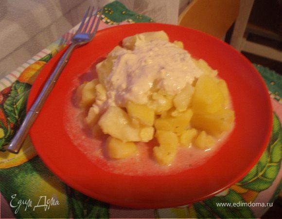 Соус к картофелю