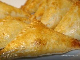 Тиропитакья — греческие пирожки