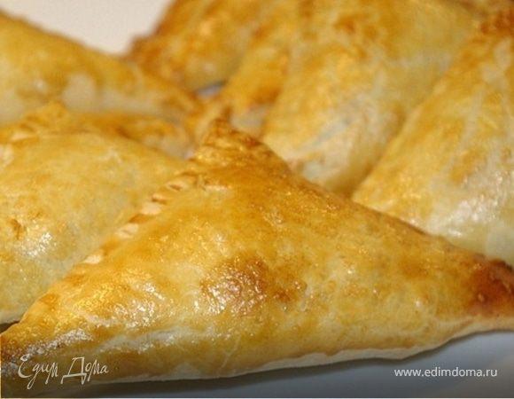 Тиропитакья- греческие пирожки