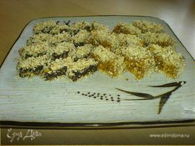 Инжирное печенье(без выпечки)