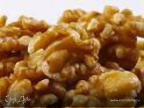 Орешки в меду (абхазская кухня)