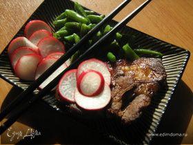 Свинина в азиатском стиле