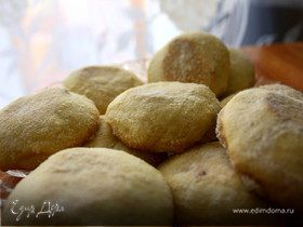 Песочное печенье_