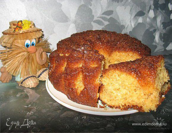 Кекс от Оленьки