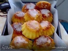 Ромовые бабы (ну очень вкусно)!!!