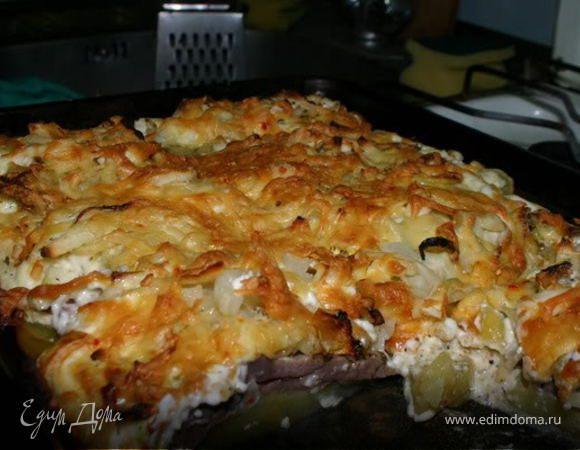 мясо по мулянски рецепт с фото