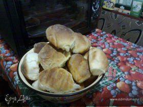 Пирожки с повидлом