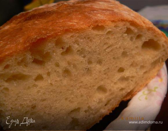 Итальянский хлеб (Ann Thibeault)