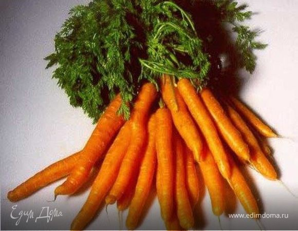 Маринованная морковка
