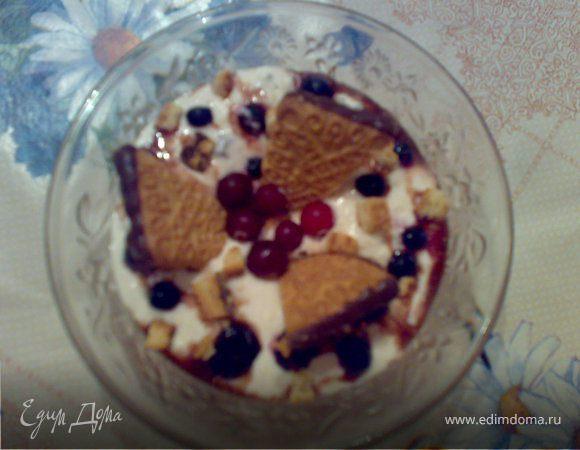 """Творожный десерт """"Вкуснятина"""""""