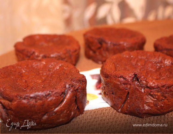 Шоколадно – апельсиновые кексы