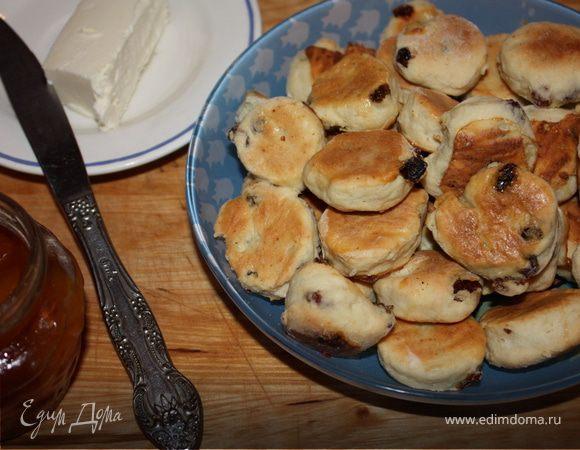 Песочное печенье к завтраку