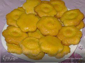 Апельсиновое печенье от Леси