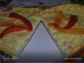 Сырное суфле от Ирины