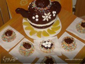 "Торт ""Чайник"""