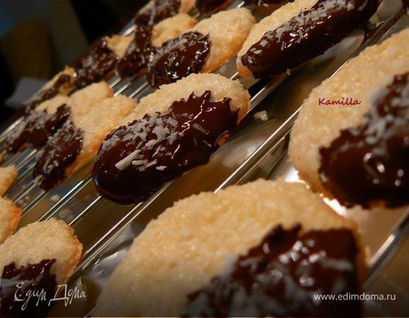 Kokosmakronen - кокосовое печенье