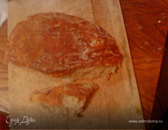 Ещё один рецепт серого домашнего хлеба