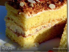 """Торт """"Блаженство"""""""