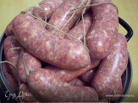 Мой опыт приготовления домашней колбасы