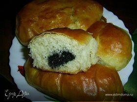 Пирожечки с маком
