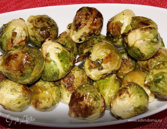 брюссельская капуста рецепты приготовления на сковороде