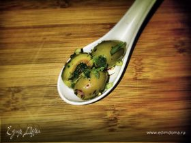 Душистые Пряные оливки