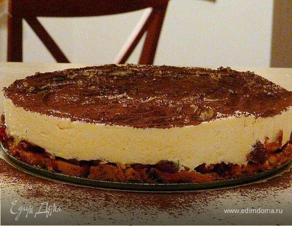 Сабайон-Zabaglione десерт