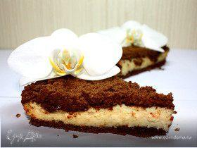 Творожный «Торфяной» пирог