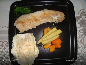 Рыбное филе с соусом чили(Fish Fillets with a Chilli Sause)