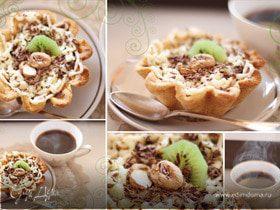 """Пирожные """"Приятный завтрак"""""""
