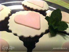 "cupcake ""Люблю!"""