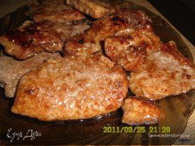 Мясо по-японски