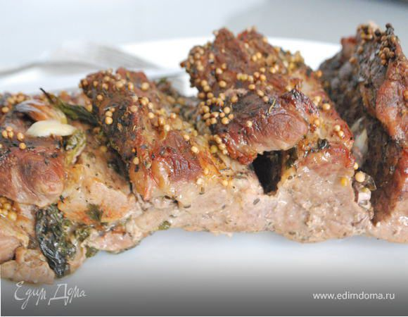 Сочное-сочное мясо в рукаве
