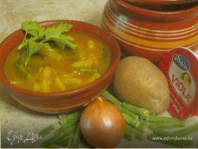 Сырный суп «Экспромт».
