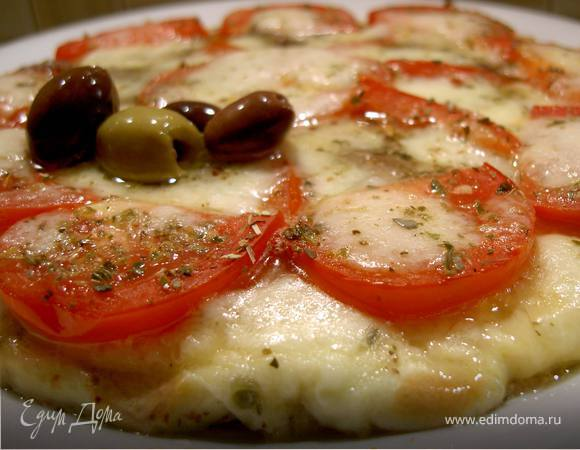 "Омлет ""А-ля пицца"""