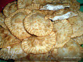 КАЛЬЦУНЬЯ со сладким сыром по-Критски