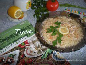 Куриный суп по-турецки