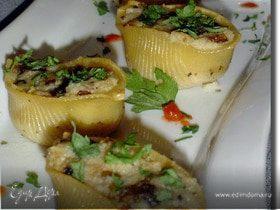 Гречка с грибами, луком и укропом рецепт �� с фото пошаговый, Едим Дома кулинарные рецепты от Юлии Высоцкой