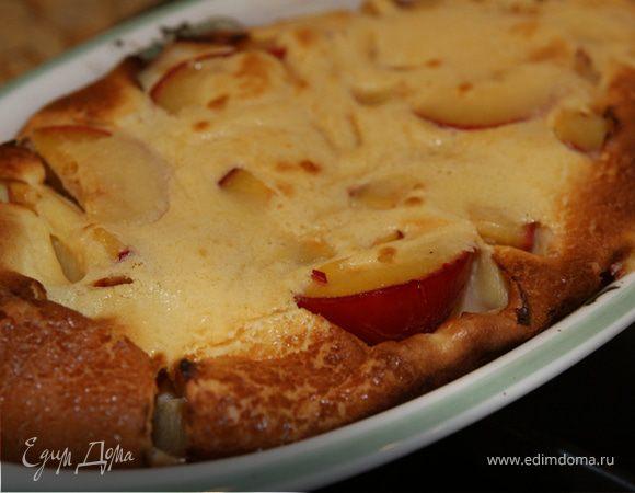клафути со сливой рецепт с фото от юлии высоцкой