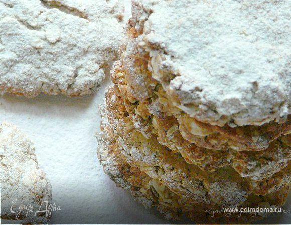 Детское печенье на завтрак