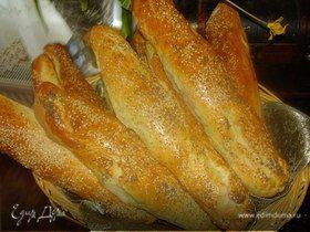 Чурек(традиционный азейбарджанский хлеб)