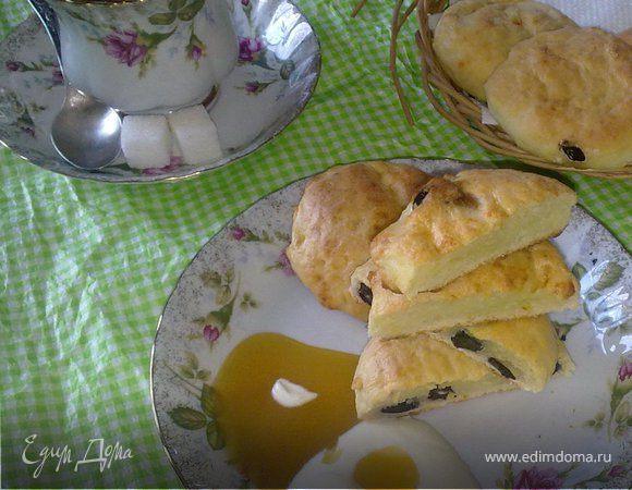 Сырники печеные на завтрак (легкие))))