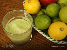 Сок из винограда и сельдерея