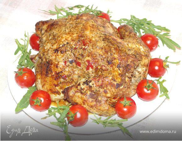 Курица маринованная в кефире