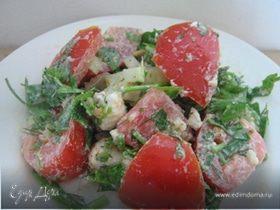 Вариация на тему салата по-гречески