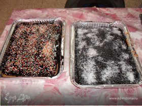 Тортик шоколадный